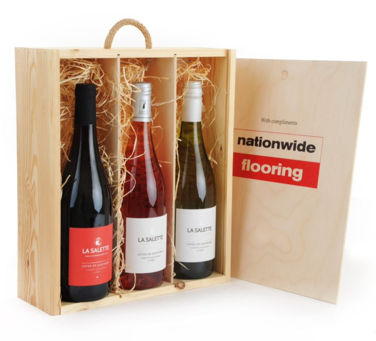 Personalised Corporate Wine Gifts