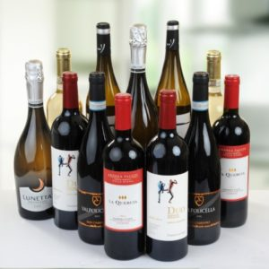 12 Bottle Case Of Mixed Italian Wines
